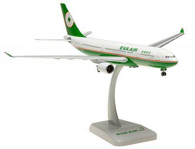 A330-200 エバー航空 ランディングギア/スタンド付属