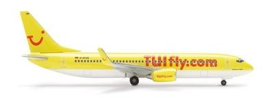 B737-800 TUIfly (D-ATUG) ハパクライとハパクロイド・エクスプレスが合併した航空会社。