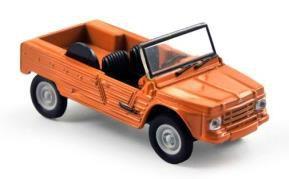 シトロエン メアリ 1978/1987 - Orange