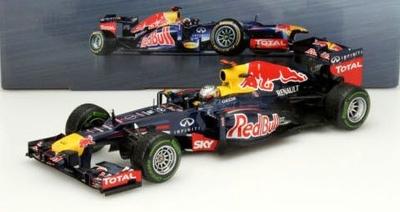 レッドブル レーシング ルノー RB8 S.ベッテル ブラジルGP 2012 ワールドチャンピオン