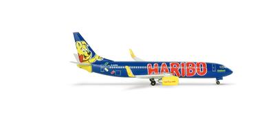 B737-800 Tuiフライ ハリボーゴールドベア ドイツ