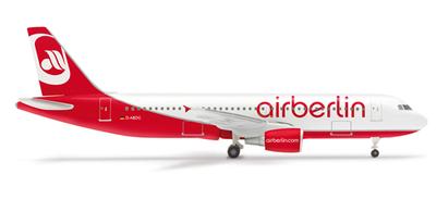 A320 エア・ベルリン ドイツ