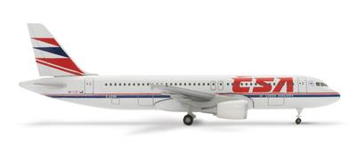 A320 CSA・チェコ航空 (OK-YBB)