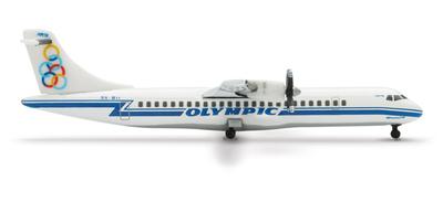 ATR-72-200 オリンピック航空(SX-B2) ギリシャ