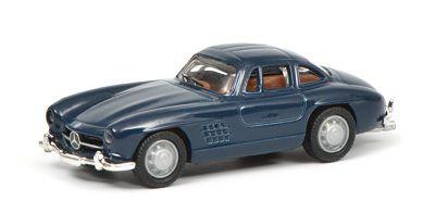 メルセデス・ベンツ 300 SL ブルー