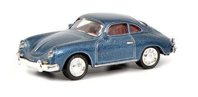 ポルシェ 356 クーペ ブルー