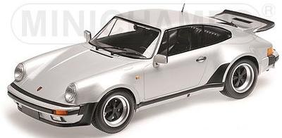 ポルシェ 911 ターボ 1977 シルバー