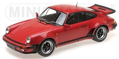 ポルシェ 911 ターボ 1977 レッド