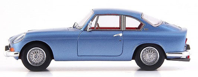 MG B Jacques Coune 1963 メタリックブルー   ベルギー