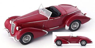 Amilcar G36 Pegase GP Roadster 1935  ダークレッド