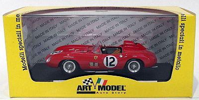 フェラーリ 315S  57 Sebring No.12 Portago-Musso