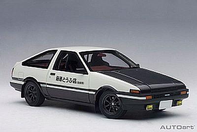 トヨタ スプリンター トレノ (AE86) 『頭文字 D』