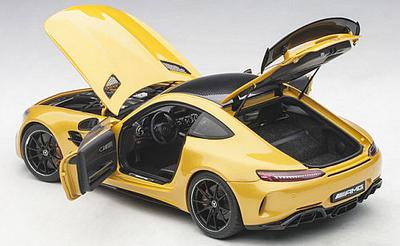 メルセデス・AMG GT R (メタリック・イエロー)