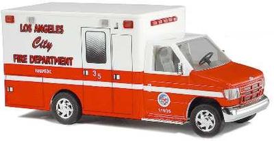 Ford E350 L.A. Fire Department