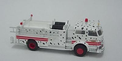 LaFrance Pumpwag. 「Firehouse」