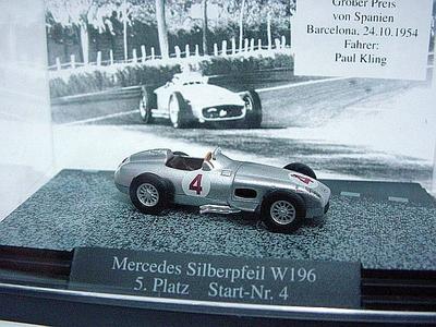 Mercedes Silberpfeil W196
