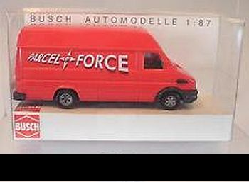 Iveco Dailey Parcel Force