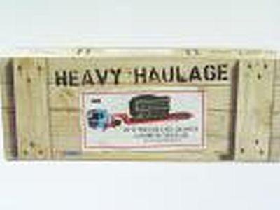Heavy Haulage DAF XF Space CAB Allelys 3 Axle Low