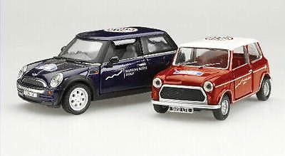 Rover Mini Cooper & BMW Mini One D 2004  2台セット