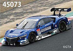 KEIHIN NSX CONCEPT-GT SUPER GT500 2014 No.17
