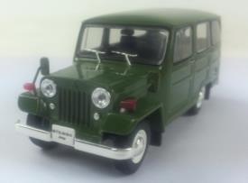 三菱 ジープ 1961年 グリーン