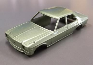 マツダ ロードペーサー 1975 ライトグリーン