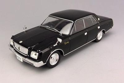 トヨタ センチュリー 1967 ブラック