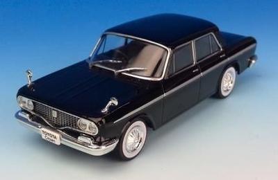 トヨタ トヨペット クラウン 1962 ブラック