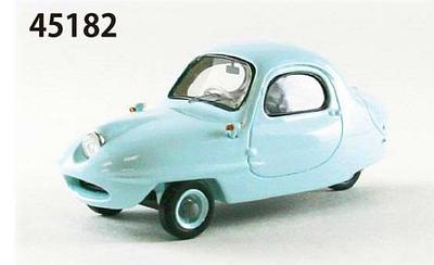 フジキャビン 5A 1955  ライトブルー