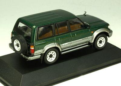 トヨタ ランドクルーザー LC80 1992 グリーン/グレイ