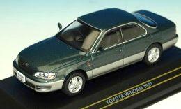 トヨタ ウィンダム 1991 ダーク・グリーン/グレイ