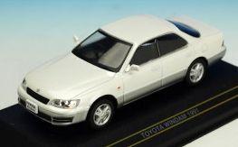 トヨタ ウィンダム 1991 ホワイト/グレイ