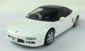ホンダ NSX 1990年 ホワイト
