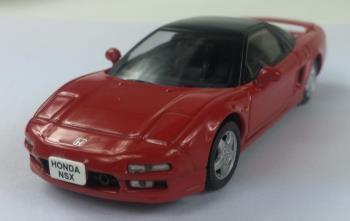 ホンダ NSX 1990年 レッド