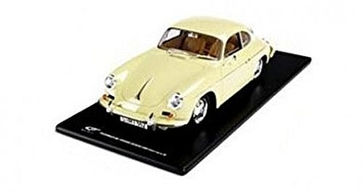ポルシェ  356 B Carrera 2 (1962)    象牙アイボリー