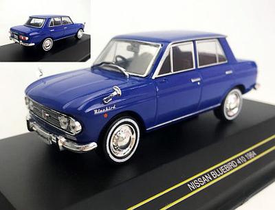 ニッサン ブルーバード 410 1963年 ブルー