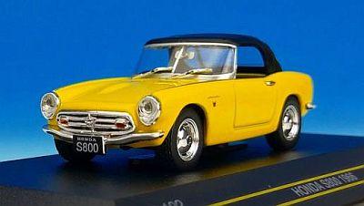 ホンダ S800 1966  クローズドルーフ イエロー