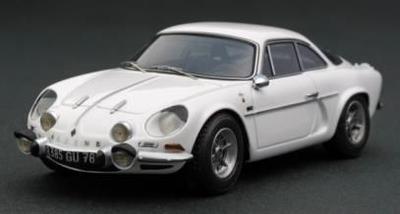 Alpine Renault A110 1600S (White)
