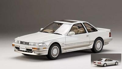 トヨタソアラ3.0GT リミテッド(MZ21)エアーサスペンション 1988
