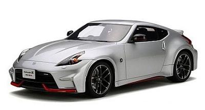 GT SPIRIT  日産 フェアレディ Z ニスモ (Z34)(シルバー)