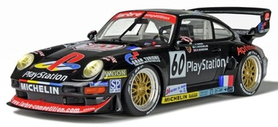 GT SPIRIT ポルシェ 993 GT2 ル・マン 1998 #60 Larbre Competition