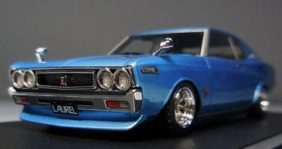 Nissan Laurel 2000SGX (C130) Blue