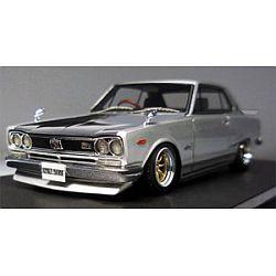 Nissan Skyline 2000 GT-X (KGC10) Silver