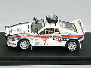 Lancia 037 Rally (#7) 1984 Safari