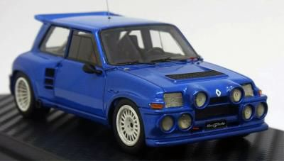 Renault 5 MAXI turbo BlueRenault 5 MAXI turbo Blue