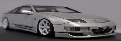 Nissan Fairlady Z(Z32)2by2 Silver
