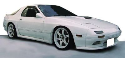 Mazda Savanna RX-7 (FC3S) White