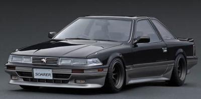 Toyota Soarer (Z20) 2.0GT-TWIN TURBO L Black/Silver ※BB-Wheel