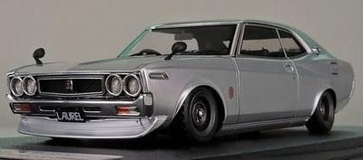 Nissan Laurel 2000SGX (C130) Silver