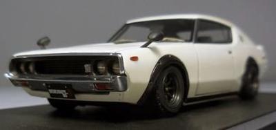 Nissan Skyline 2000 GT-R (KPGC110) White